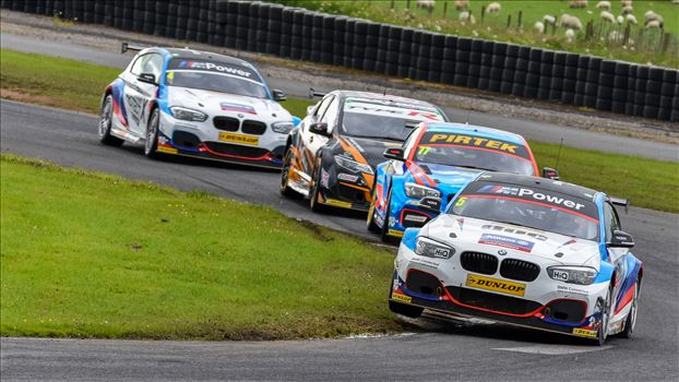 British Touring Car Championship at Croft circuit 22 by philreay