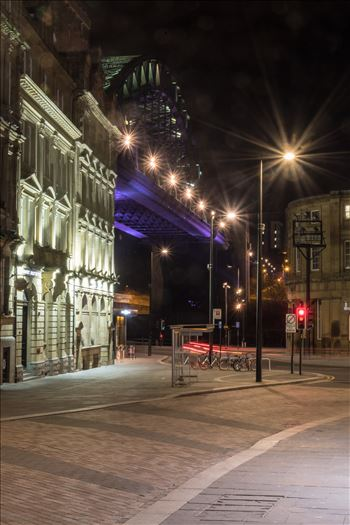 The Tyne Bridge from Dean st 1 by philreay