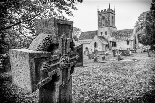 St Eadburgha church by philreay