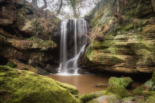 Roughing Linn, Northumberland. by philreay