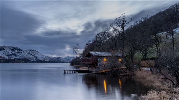 The Boat House, Ullswater by philreay