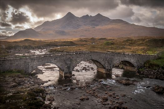 Sligachan Bridge, Isle of Skye (2) by philreay