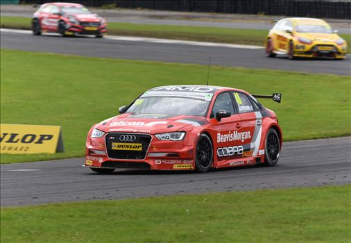 British Touring Car Championship at Croft circuit 19 by philreay