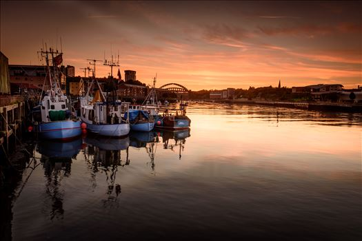 Sunderland fish quay by philreay