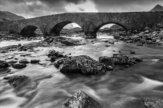 Sligachan Bridge, Isle of Skye (1) by philreay
