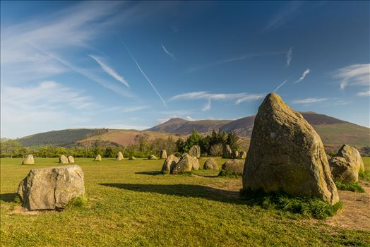 Castlerigg stone circle by philreay
