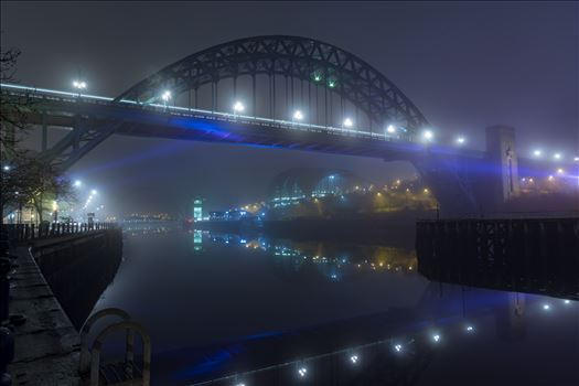 Fog on the Tyne 2 by philreay
