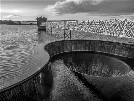 Fontburn Reservoir, Northumberland. by philreay