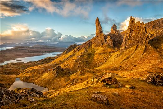 The Old Man of Storr by philreay