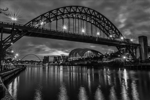 Tyne Bridge, Newcastle by philreay