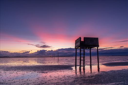 Sunrise at Holy Island by philreay
