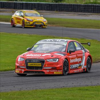 British Touring Car Championship at Croft circuit 18 by philreay