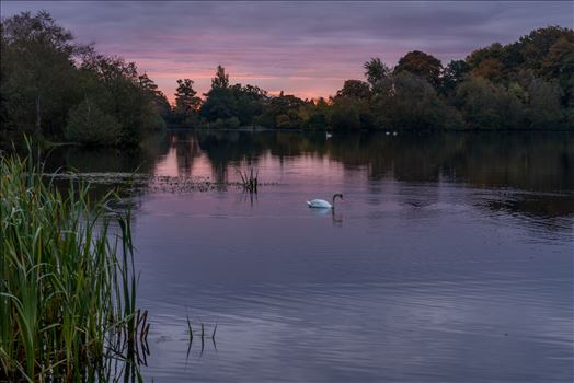 Bolam Lake at sunrise by philreay