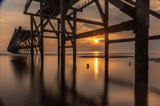 Steetley Pier, Hartlepool 002 by philreay