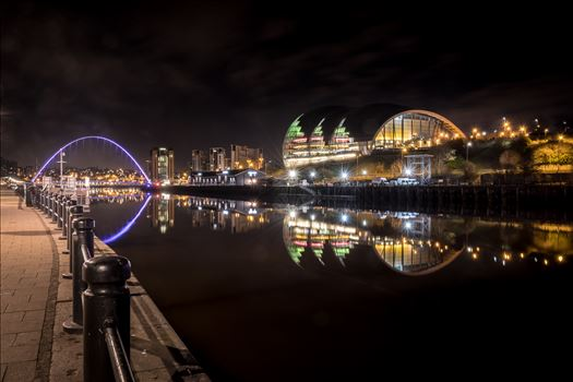 Reflections on the River Tyne 5 by philreay