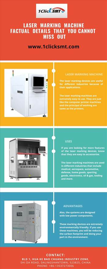 Laser marking machine Factual details that you cannot miss out.jpg by 1clicksmt