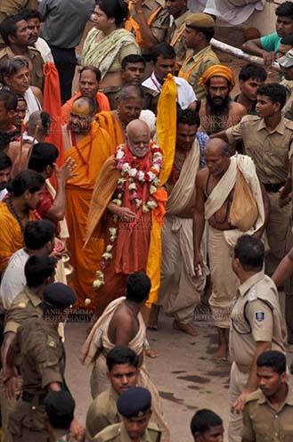 Festivals- Jagannath Rath Yatra (Odisha) Jagadguru Shankaracharya participating on the occasion of Rath Yatra at Puri, Odisha, India. by Anil Sharma Fotography