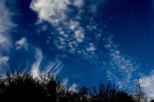 Clouds- Sky with Clouds (Lansdowne) by Anil Sharma Fotography