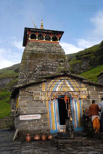Religion- Tungnath Temple, Uttarakhand (India) by Anil