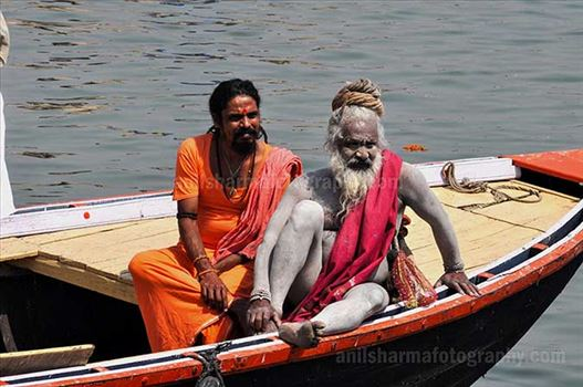 Culture- Naga Sadhu's (India) by Anil Sharma Fotography