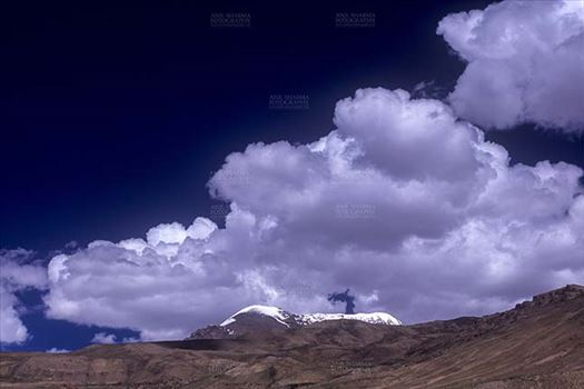 Clouds- Sky with Clouds (Kibber) by Anil Sharma Fotography