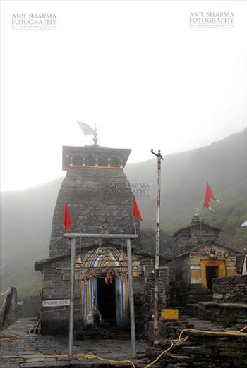 Religion- Tungnath Temple, Uttarakhand (India) by Anil Sharma Fotography