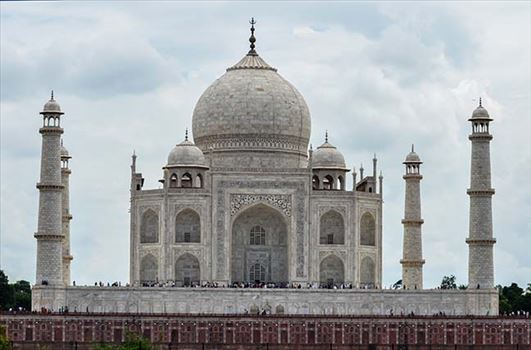 Taj Mahal is