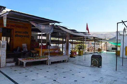Fairs- Pushkar Fair (Rajasthan) - Pushkar, Rajasthan, India- January 16, 2018: The Holy Pushkar Sarovar Ghat a Hindu Pilgrimage site at Pushkar, Rajasthan, India.