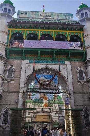 Religion- Dargah Sharif, Ajmer, Rajasthan (India) by Anil Sharma Fotography