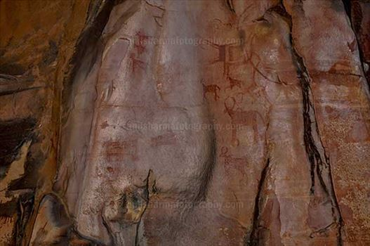 Archaeology- Bhimbetka Rock Shelters (India) by Anil Sharma Fotography