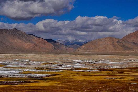 Clouds- Sky with Clouds (Leh) by Anil Sharma Fotography