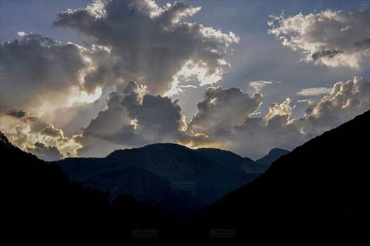 Clouds- Sky with Clouds (Harsil Valley) by Anil Sharma Fotography