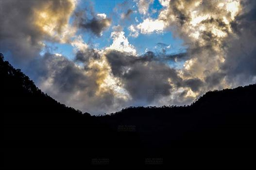 Clouds- Sky with Clouds (Uttarkashi) by Anil Sharma Fotography