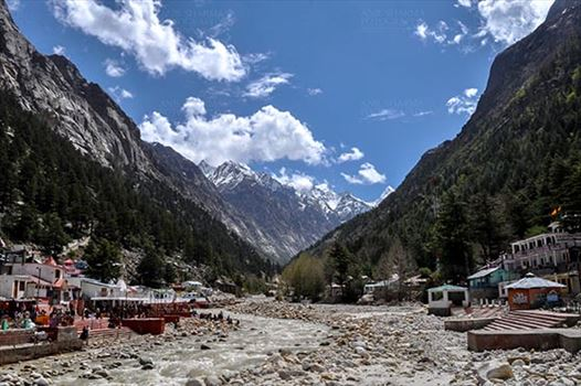 Travel- Gangotri (Uttarakhand) by Anil
