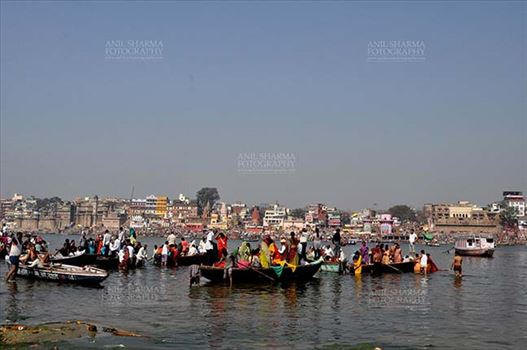 Travel- Varanasi the city of light (India) by Anil