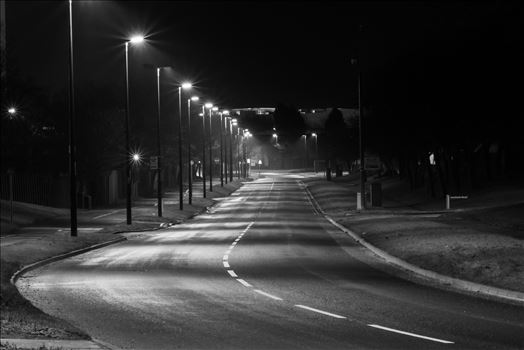 Empty Roads by AJ Stoves Photography