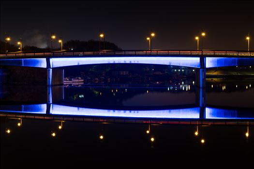 Princess of Wales Bridge, Stockton on Tees