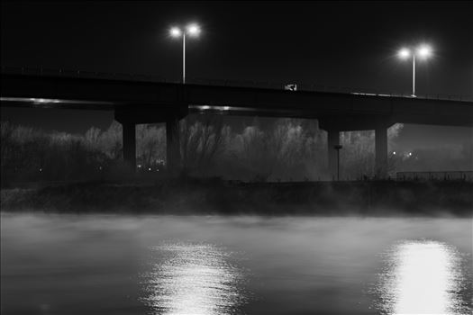 Misty River Tees by AJ Stoves Photography