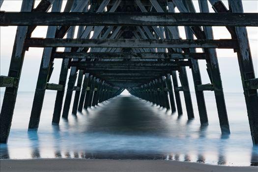 Sunrise Steetley Pier 3 by AJ Stoves Photography