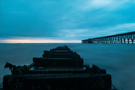 Steetley Pier Hartlepool by AJ Stoves Photography