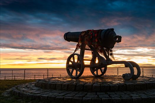 Cannon Sunrise by AJ Stoves Photography