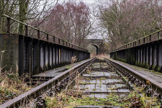 Abandoned Railway Bridge - Taken on 11/01/18 near Stanhope