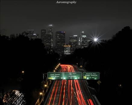 Speeding towards downtown.jpg by Aaron