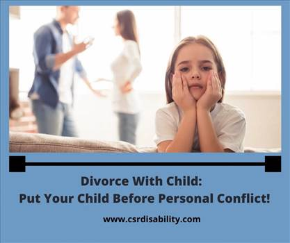 Divorce With Child Put Your Child Before Personal Conflict!.gif by Csrdisability1