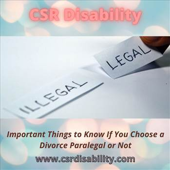 Important Things to Know If You Choose a DivorceParalegalor Not.gif by Csrdisability1