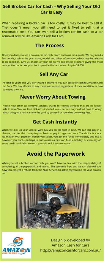 Instant Cash for Cars Sydney - Why Old Cars are Like Gold Mines.png by Amazoncashforcars