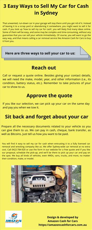 3 Easy Ways to Sell My Car for Cash in Sydney.png by Amazoncashforcars