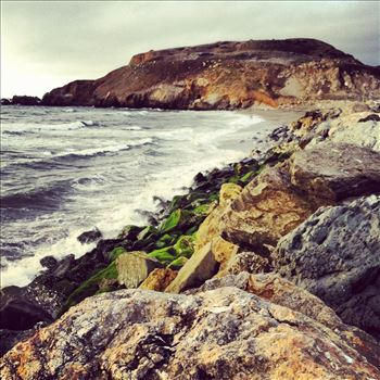 Rockaway Beach by Bridget Oates Photography