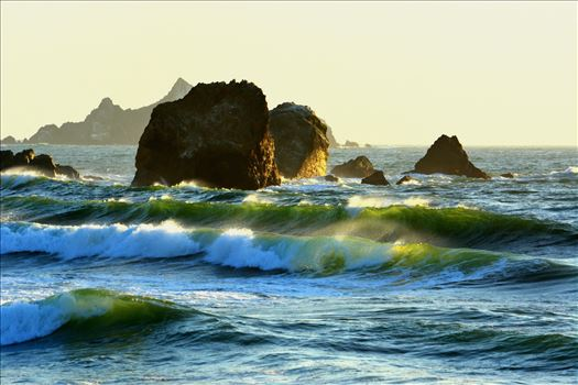 Rockaway Beach Bliss by Bridget Oates Photography