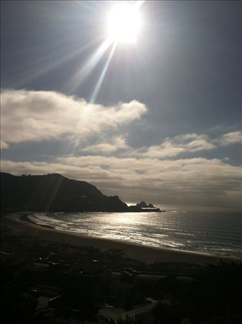 Roberts Road View of Pedro Point by Bridget Oates Photography